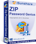 zip password genius box