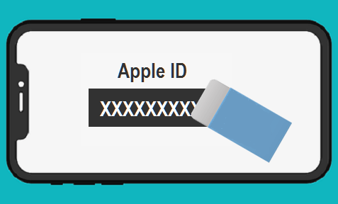remove apple id