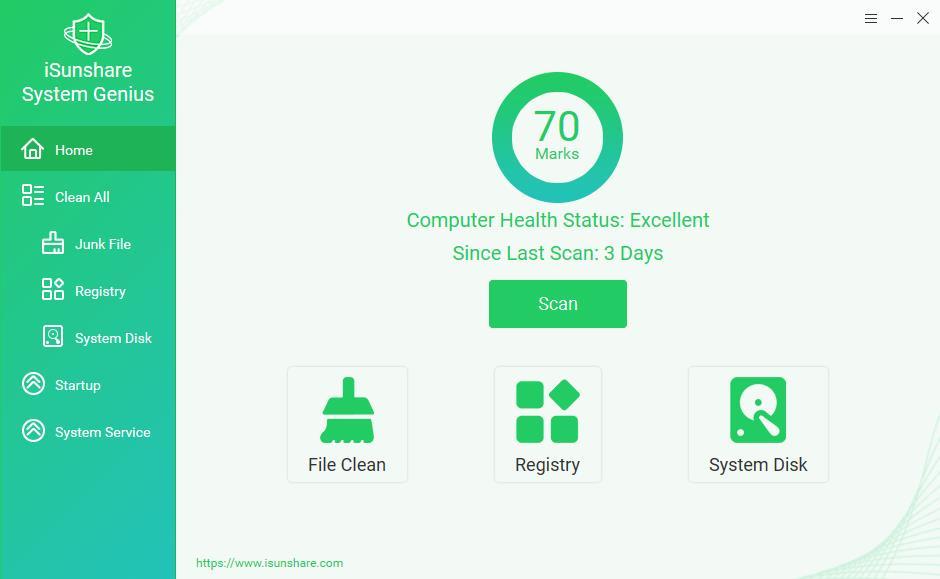 iSunshare System Genius 3.0.2.2 full